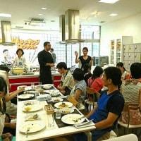 ベリッシモ料理教室 in 東京ガス群馬支社キッチンスタジオ