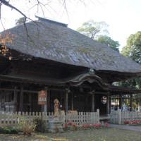 ぶらり旅・佐竹寺(茨城県常陸太田市)