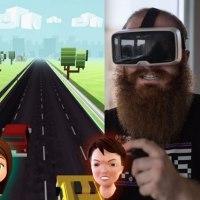 リアル感情、バーチャルリアリティ Real emotion, virtual reality