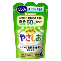 味の素「やさしお®」350g 袋×3袋セット