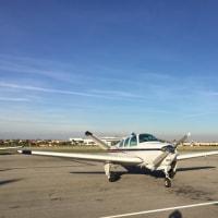 フライトログ:職場の先輩、Canadian Pilotを乗せて