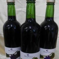奥野田葡萄酒のメルロージュース