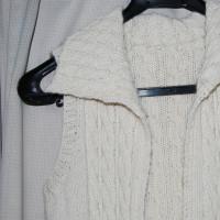 久しぶりに編み物