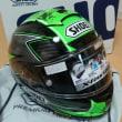 ヘルメット購入(X-14)