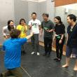 6月の大阪インプロワークショップ報告