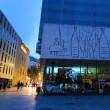 ピカソの壁画@Barcelona