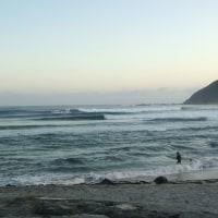 10月17日・18日の日本海の波