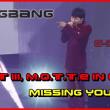 「BIGBANG」 G-Dragon、シカゴ公演!!「Missing You」 Live!【2017年7月21日】