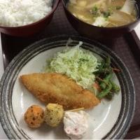 白身魚フライ・串団子・カニ風シューマイ
