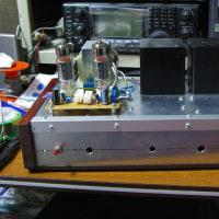 チェーンソー修理と超三結アンプ