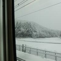 雪景色・・・