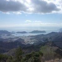 今日の小豆島は