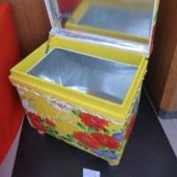 インテリア茶箱の展示