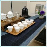 ショールームで中国茶セミナー