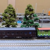 MICRO ACEのA1462 EF58-122/オハフ46・トラ90000「トロッコファミリー」号6両セット