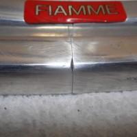 FIAMME フィアメ チューブラーリム ピスト用 赤ラベル