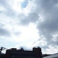 東京の今朝の天気(4月25日):曇り
