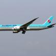 大韓航空 B787 FUK