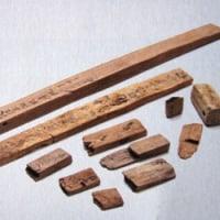 <平城宮跡資料館> 「地下の正倉院展 式部省の木簡の世界」