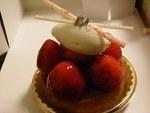 ザ・リッツカールトン東京カフェ&デリのケーキ