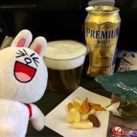 快適!鶴丸フライト〜機内食編