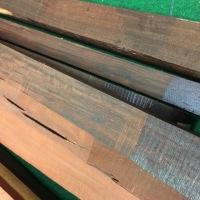 三味線の原材料 荒木