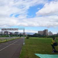 豊平川市民マラソン2016