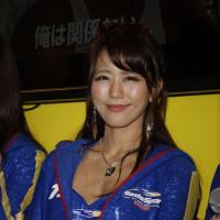 東京オートサロン 2014-066 終了 WEDS SPORT 佐野真彩さん