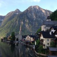 世界で一番美しい湖岸の街