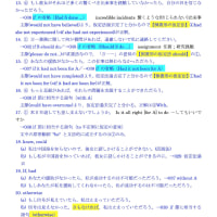 4仮定法 解答・解説 −2