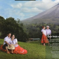 2015年のコスタリカのカレンダー 10  ¡Qué Linda Es Alajuela!