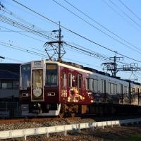 阪急京都線の朝ラッシュを撮影~南茨木付近にて_16/12/07