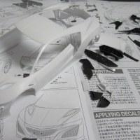 タミヤ NC1 NSX その1