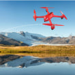 「在庫あり」MJX B2W WIFI FPV 1080Pカメラと GPS付きブラシレス RC クアッドコプター