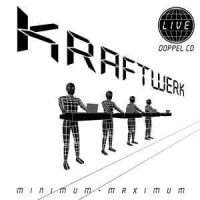 Kraftwerk -Minimum-Maximum 2005年作品