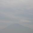 2017/7/4の富士山と新幹線