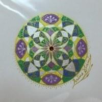 YUSHI様 「オリジナル神聖幾何学アート」