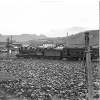 蒸気機関車 香月線の列車