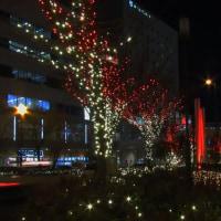 上田駅前イルミネーション