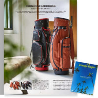 『Double Eagle vol.20 2017号』 掲載 《 ZELLER GOLFBAGS 》