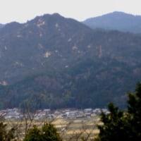 堂山(湖南アルプス)