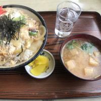 渡辺食堂-玉子丼