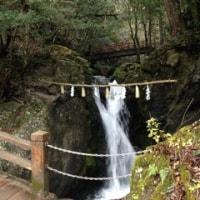 丹生川上神社 東の滝