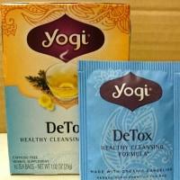 限定入荷「yogi detox」お買い得♪