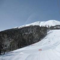 開田高原マイア ( ski 2016-2017 #5 )