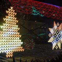 北京のクリスマスツリー