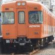 金曜日の伊予鉄700系