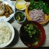 本日も鯛料理です!!