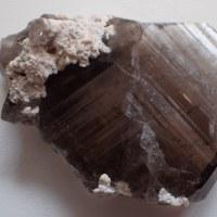 水晶の日本式双晶5
