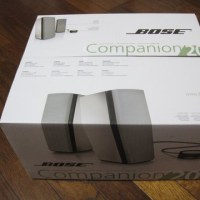 Bose Companion 20 multimedia speaker system PCスピーカー